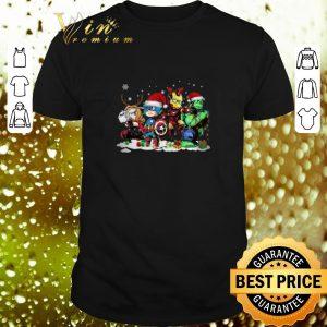 Hot Avengers Chibi Christmas shirt