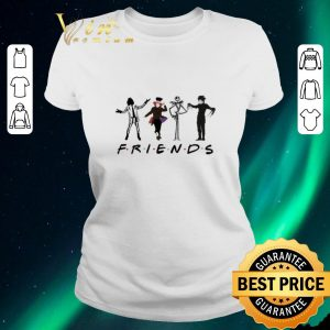 Hot Friends Beetlejuice Hatter Jack Skellington Edward Scissorhands shirt sweater 1