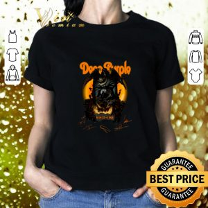 Hot Jack Skellington Deep Purple Pumpkin Since 1968 Signatures shirt
