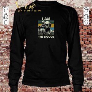 Hot Jim Lahey I am the liquor vintage shirt sweater 2019