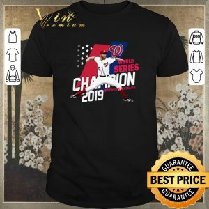 Hot Stephen Strasburg Washington Nationals Champions 2019 shirt sweater