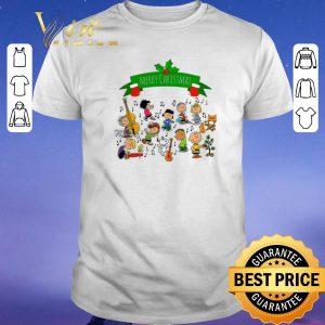 Merry Christmas Peanuts Friends shirt sweater