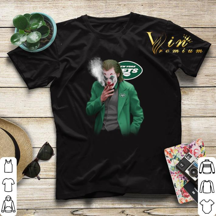 New York Jets Joker smoking Joaquin Phoenix shirt sweater 4 - New York Jets Joker smoking Joaquin Phoenix shirt sweater