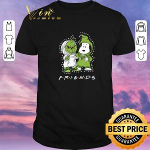 Nice Baby Grinch and Snoopy Friends Christmas Light shirt sweater