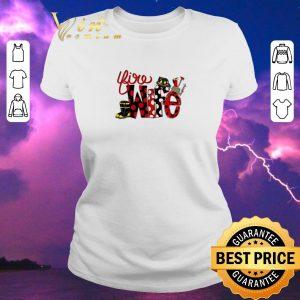 Nice Firefighter fire Wife shirt