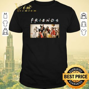 Nice Glee Cast Rolling Stone Friends TV shirt