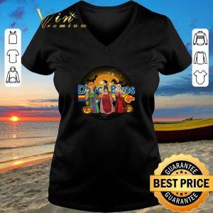 Nice Hocus Pocus Dutch Bros Coffee Halloween shirt sweater 2019