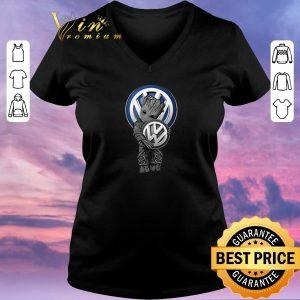 Official Baby Groot Hug Volkswagen shirt sweater