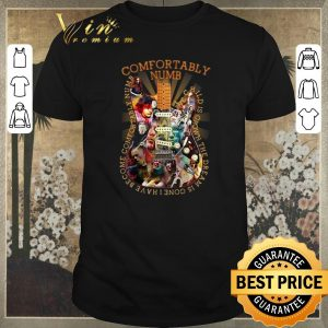 Official Comfortably Numb Guitarist The Child Is Grown I Have Pink Floyd shirt sweater