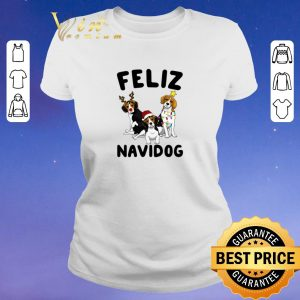 Official Feliz Navidog Beagle Christmas shirt sweater