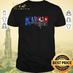 Official Kansas City Chiefs Kansas sport team Kansas City Royals shirt