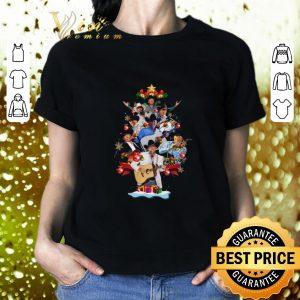 Original George Strait Christmas tree gift shirt