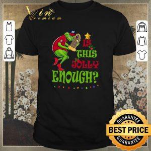 Original Grinch Washington Nationals Champ is this Jolly enough Christmas shirt sweater
