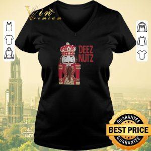 Original Nutcracker Deez Nutz Christmas shirt sweater