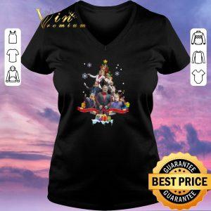 Premium Elton John Christmas tree gift shirt sweater