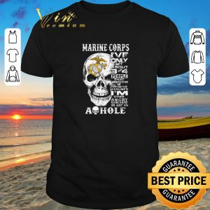 Premium Skull Marine Corps i've only met about 3 or 4 people that understand shirt sweater 2019