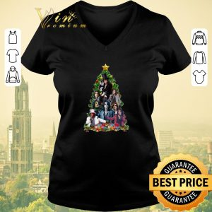 Pretty Christmas Tree Alice Cooper shirt