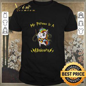 Pretty My patronus is a unicorn shirt sweater