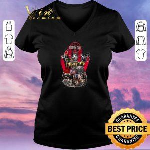 Pretty Signatures Motley Crue Guitarist shirt 1