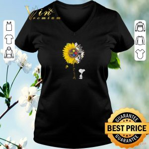 Pretty Snoopy Woodstock you are my sunshine Pittsburgh Steelers shirt sweater