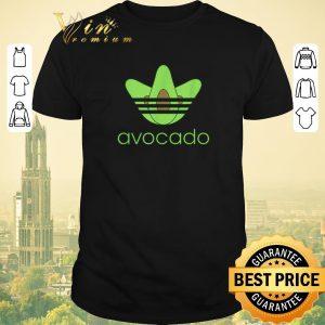 Pretty avocado adidas shirt