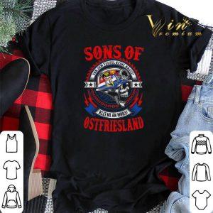 Skull Sons of vor dem teufel keine angst klei mi an mors ostfriesland shirt sweater