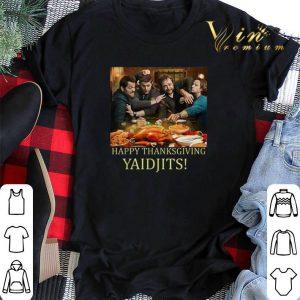 Supernatural Temporada Happy Thanksgiving Yaidjits shirt sweater