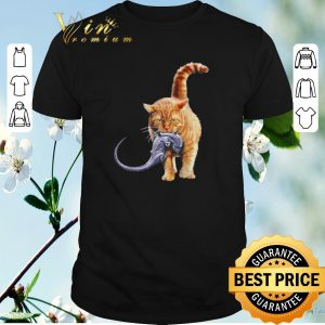 Top Cat eat alien shirt sweater