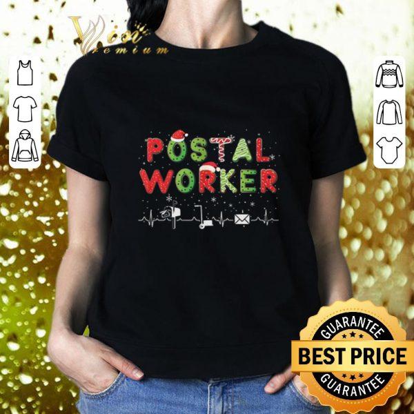Top Postal Worker Christmas shirt