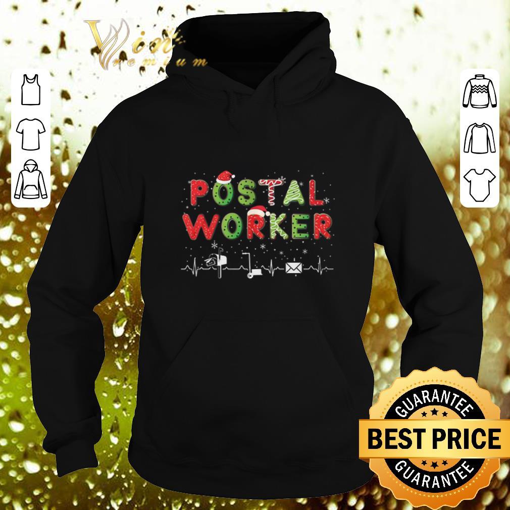 Top Postal Worker Christmas shirt 4 - Top Postal Worker Christmas shirt