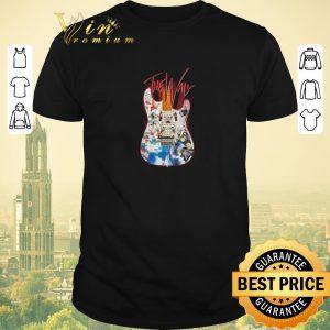 Top Signature The Wall guitarist shirt