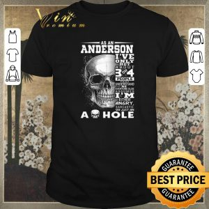 Top Skull As an Anderson i've only met about 3 or 4 people that understand shirt sweater