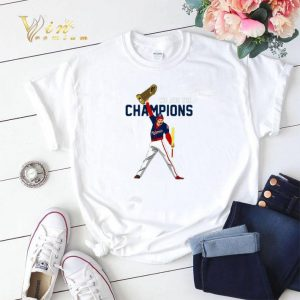 We are the champion Washington Nationals Freddie Mercury shirt