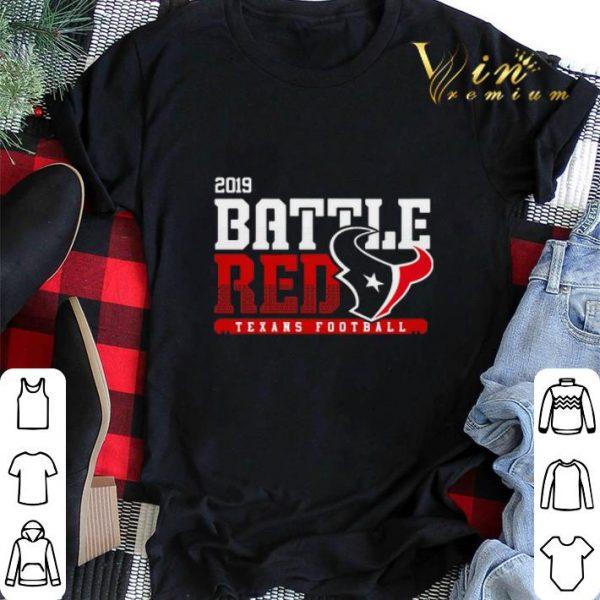 2019 Battle Red Houston Texans Football shirt sweater