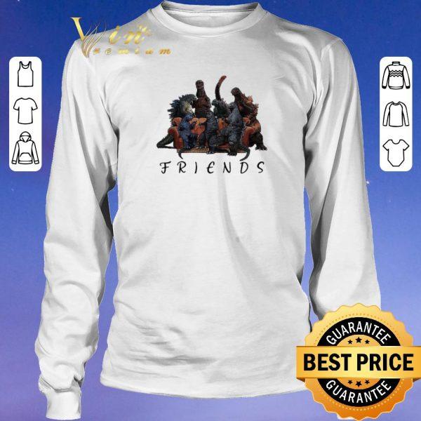 Awesome Godzilla Friends all godzillas movies shirt sweater