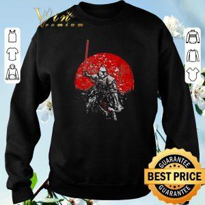 Awesome Star Wars Samurai Mandalorian shirt 2