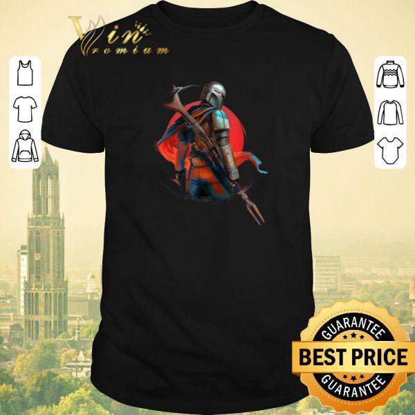 Awesome Star Wars The Mandalorian IG-11 Battle shirt sweater