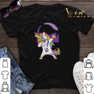 Dabbing unicorn Taco Bell Logo shirt sweater