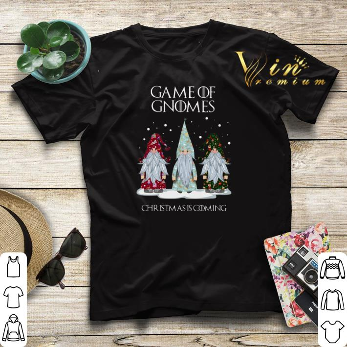 Game Of Gnomes Christmas is coming GOT shirt sweater 4 - Game Of Gnomes Christmas is coming GOT shirt sweater