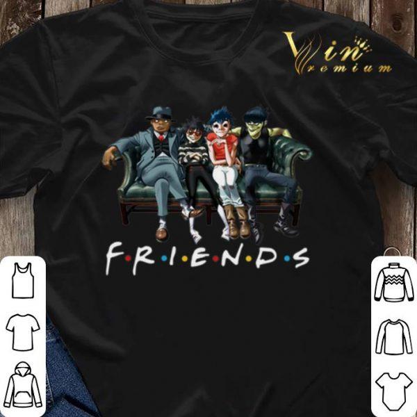 Gorillaz Friends shirt sweater