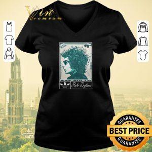 Hot Adidas 2019 Bob Dylan Music Art Silk shirt sweater