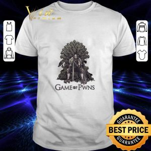 Hot Game Of Thrones Game of Pwns shirt