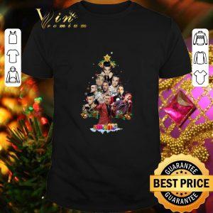 Hot Robbie Williams Christmas Tree shirt