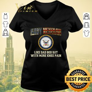 Hot United States Navy veteran like dad bod but with more knee pain shirt sweater