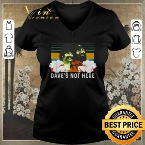Hot Vintage Cheech and Chong Dave's not here shirt