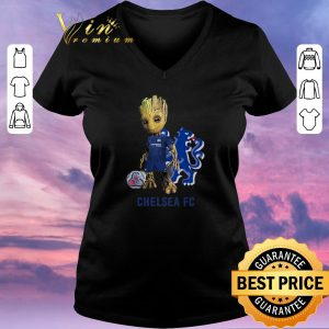 Official Baby Groot Chelsea FC shirt sweater