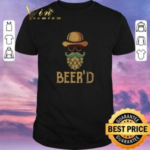 Official Beer'd beer beard shirt sweater