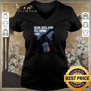 Official Clark Chainsaw Bend Over And I'll Show You Christmas Vacation shirt sweater