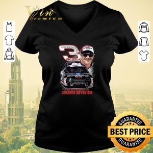 Official Dale Earnhardt The intimidator legends never die shirt sweater