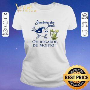 Official Dory Disney Je Ne Boirais Plus Jamais Oh Regarde Du Mojito shirt sweater